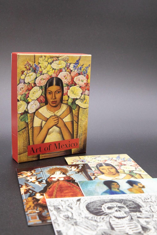 Art of Mexico Notecard - Boxed Set