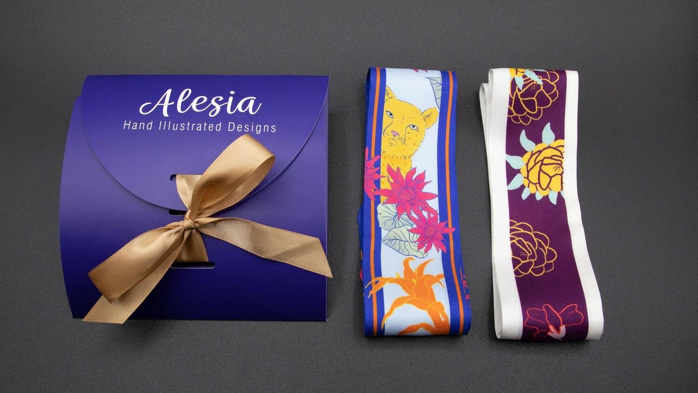 Alesia Designs Twilly