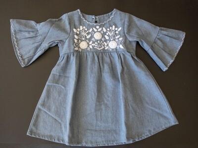 Guatemalan Florecita Children's Dress