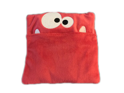 Monster Friend Cuddle Buddy Wheat Bag