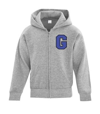ATC™ EVERYDAY Fleece Full Zip Hooded Sweatshirt