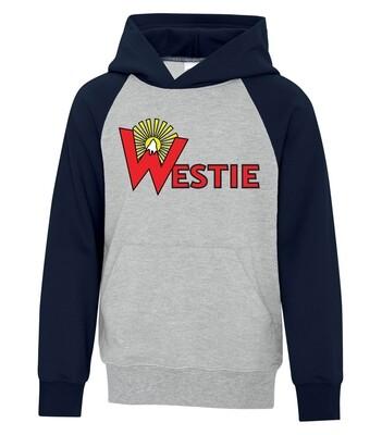 ATC™ EVERYDAY Fleece Two Tone Hooded Sweatshirt
