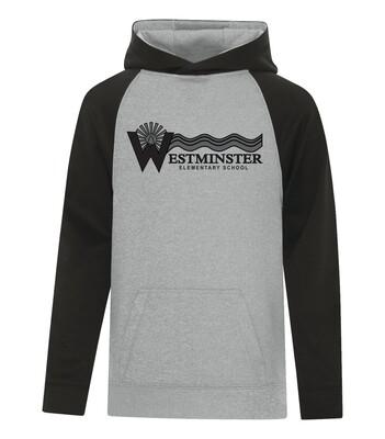 ATC™ GAME DAY Two Tone Hooded Sweatshirt