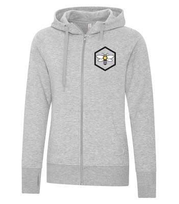 ATC™ ESACTIVE® Core Full Zip Hooded Ladies'Sweatshirt