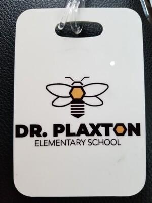 Dr. Plaxton Bag Tag