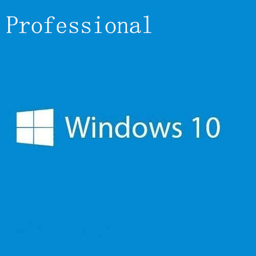 Windows 10 Professional Digital License Key Lifetime 32/64 Bit  with Download Link Global Language(Not CD)