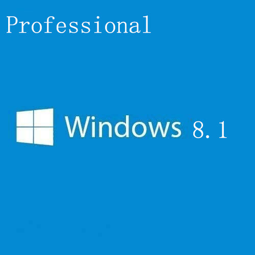 Windows 8.1 Professional  Digital License Key Lifetime 32/64 Bit with Download Link Global Language(Not CD)