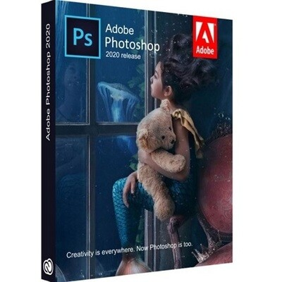 Adobe Photoshop CC 2021 Lifetime All Languages For Windows/MacOs Full Version (Not CD) Pre-Activated