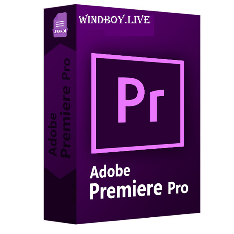 Adobe Premiere Pro CC 2021 Lifetime All Languages For Windows/MacOs Full Version (Not CD) Pre-Activated
