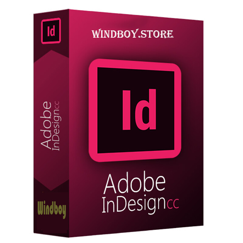 Adobe  InDesign CC 2021 Lifetime All Languages For Windows/MacOs Full Version (Not CD) Pre-Activated