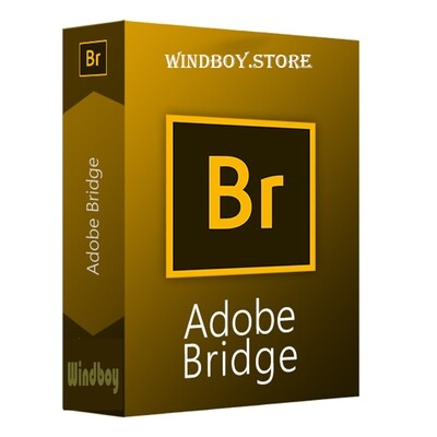 Adobe Bridge DC 2021 Lifetime All Languages For MacOs/Windows (Not CD) Pre-Activated