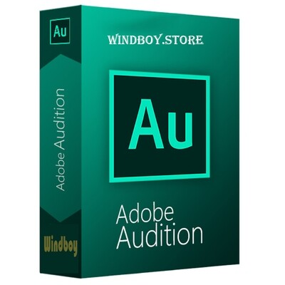 Adobe Audition CC 2021 Lifetime All Languages For Windows/MacOs Full Version (Not CD) Pre-Activated