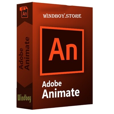 Adobe Animate CC 2021 Lifetime All Languages For Windows/MacOs Full Version (Not CD) Pre-Activated