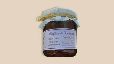 Confiture pruneau