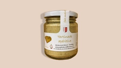 Tartinade apéritive