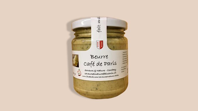 Beurre café de Paris