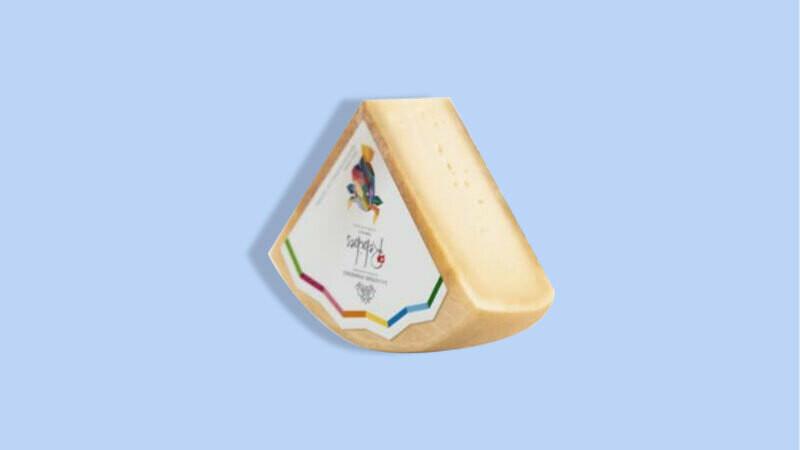 Fromage d'Orsières à rebibes