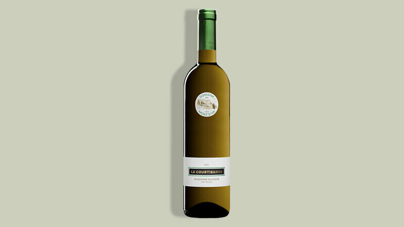 "Marsanne Blanche ""La Courtisane"""