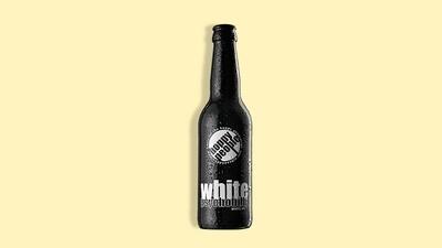 Hoppy People - Psychibilly white