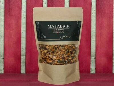 Mix Rando - Fruits secs - Sirop d'érable