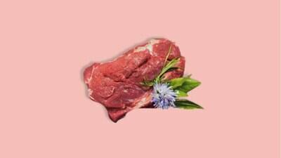 Bouilli de bœuf maigre « Race d'Hérens »
