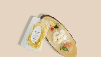 Mezzelune au fromage à Raclette