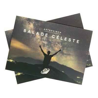 Livre « Balade Céleste »
