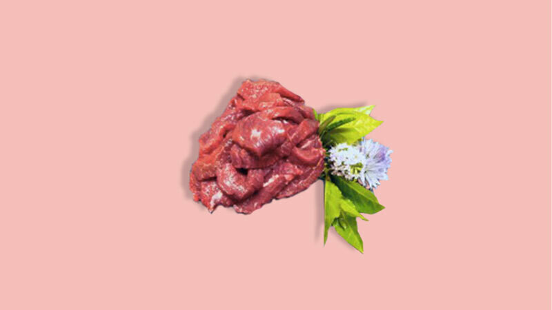 Emincé de bœuf « Race d'Hérens »