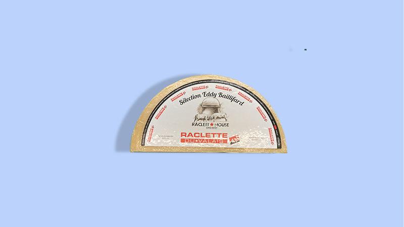 """Raclette Bagnes Sélection """"EB"""""""