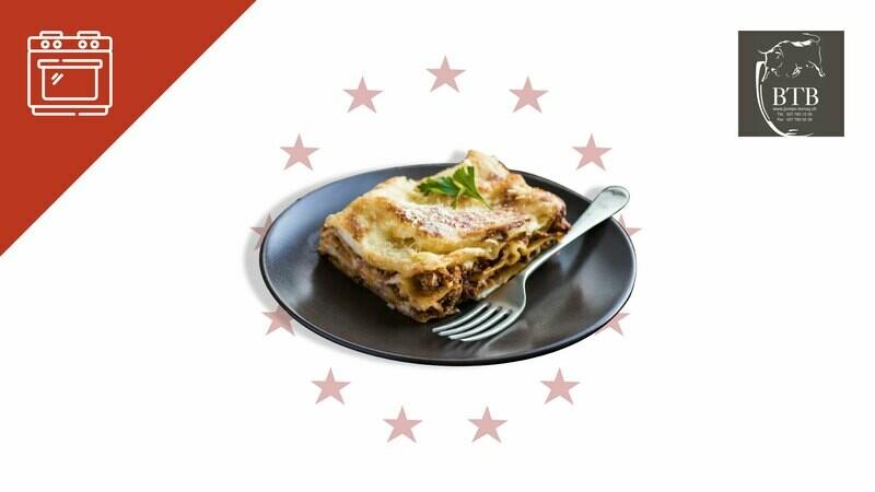 Lasagnes de boeuf