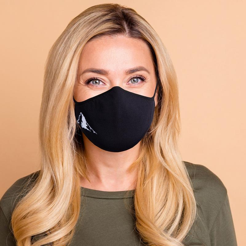 Masque barrière 100% Valaisan (Cervin)