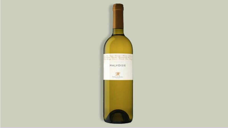 Pinot Gris/Malvoisie 75 cl 2018 AOC Valais