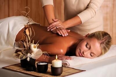 Massage soignant, relaxant, Intuitif
