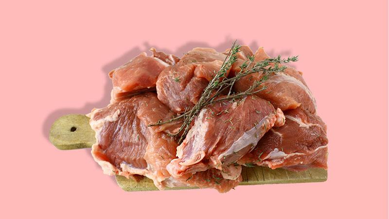 Ragoût de veau du pays