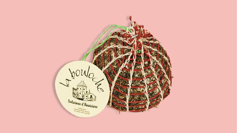 Bouloche aux Herbes, 250 gr.