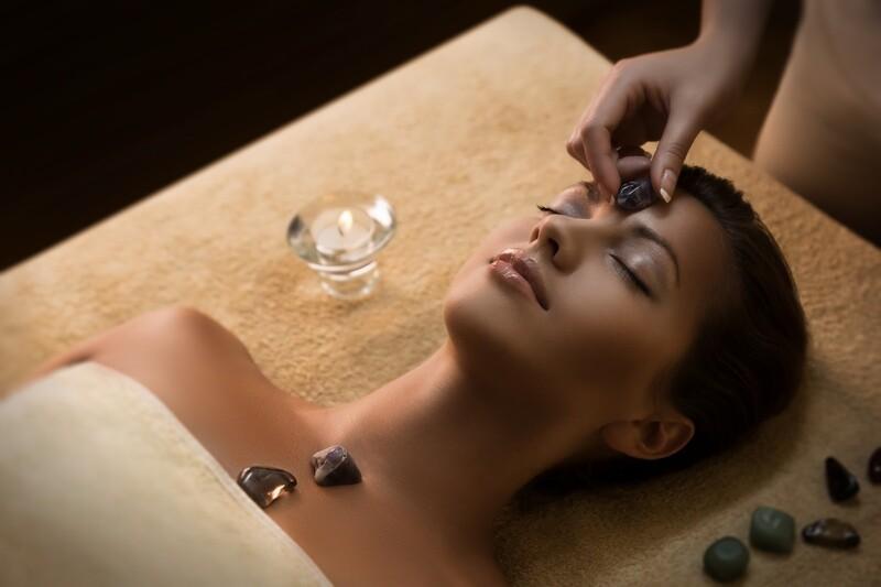 Massage harmonisant des chakras