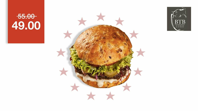 """Le pack Burger """"Race d'Hérens"""" livré chez vous"""