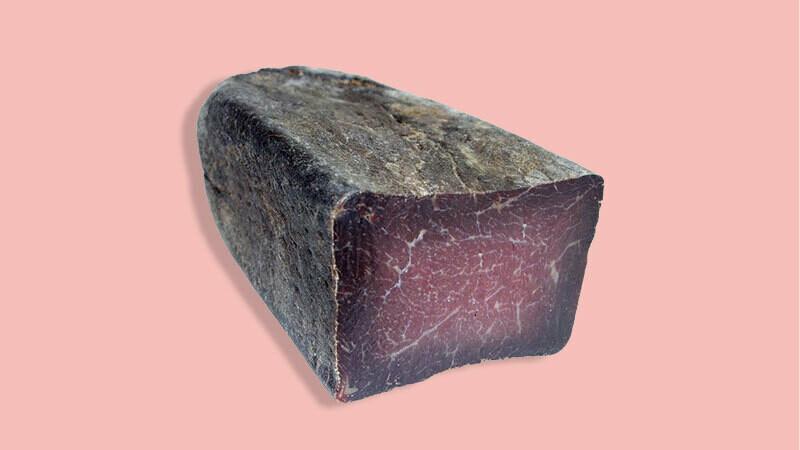 Viande séchée du Valais, IGP, 300 gr, Salaisons d'Anniviers