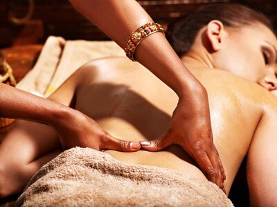 Massage Ayurvedique digito points 90 minutes