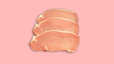 Filet de porc 2 tranches Labellisé Marque Valais