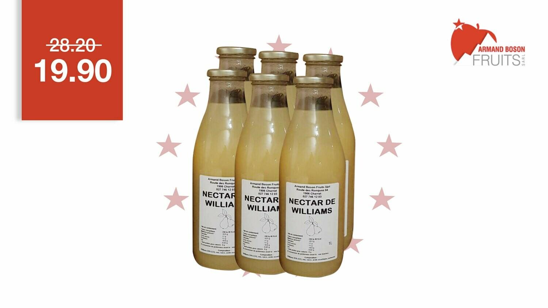 Nectar de Williams de Charrat