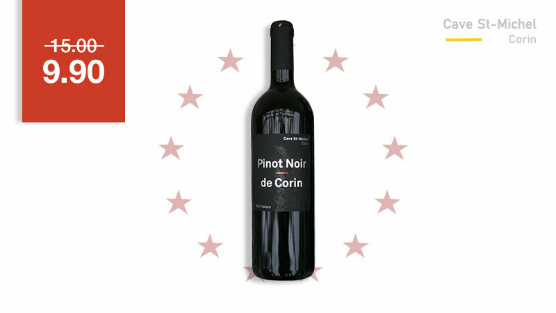 Pinot Noir de Corin 75cl