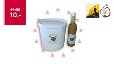 """Sauce à salade """"Vinaigrette Jardinière"""""""