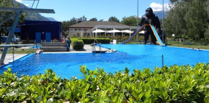 Entrée pour la piscine du Botza pour 2 personnes