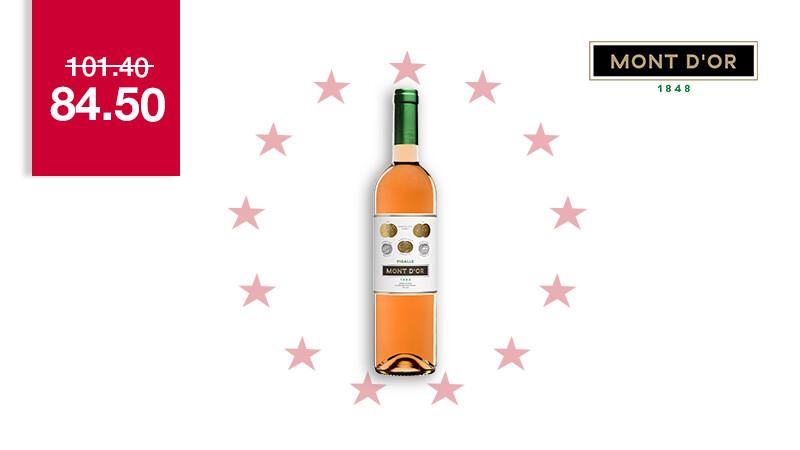 """6 x Rosé """"Pigalle"""" 75 cl - 2020"""