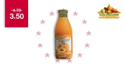 6 X 1 litre de nectar d'abricot de Saxon
