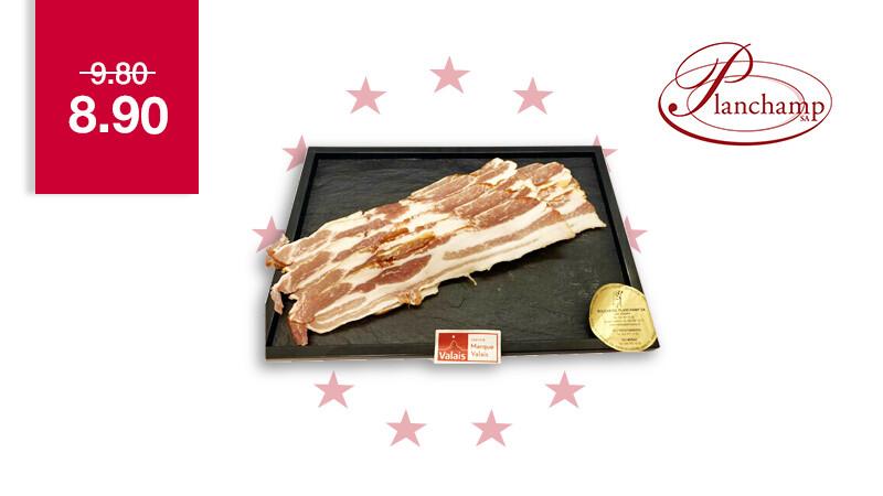 Bacon Labellisé Marque Valais