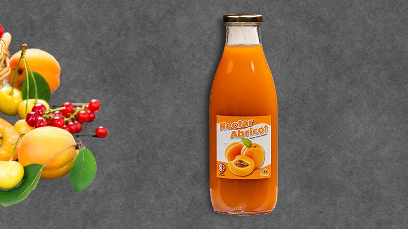 Nectar d'abricot de Saxon 1l