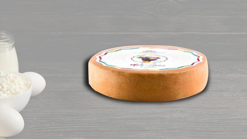 Fromage d'Orsières Mi-gras