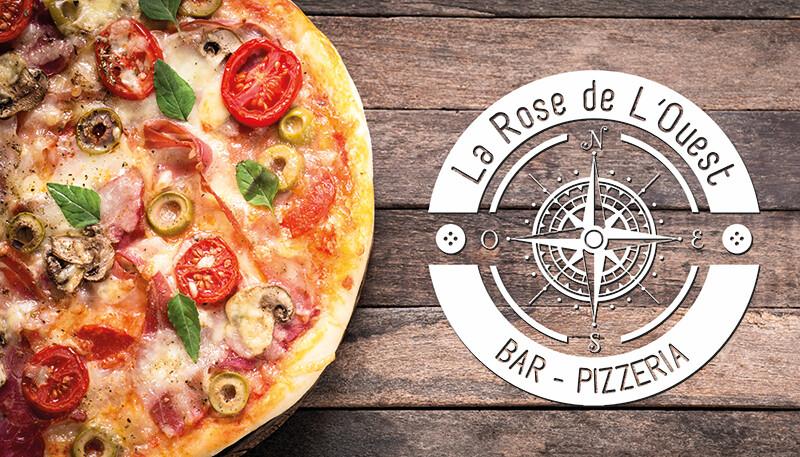 Pizzas au choix pour 2 personnes avec Limoncello